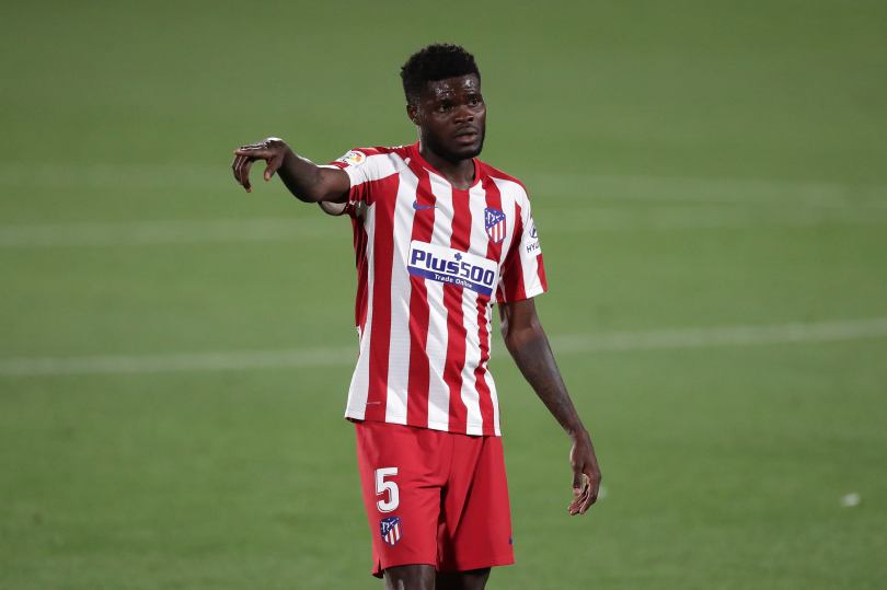 Thomas Partey will not come cheap for Arsenal