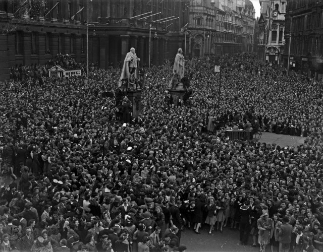 Victory over Japan came at a heavy price, and Victory over Japan Day (VJ Day) marks the day Japan surrendered on August 15, 1945