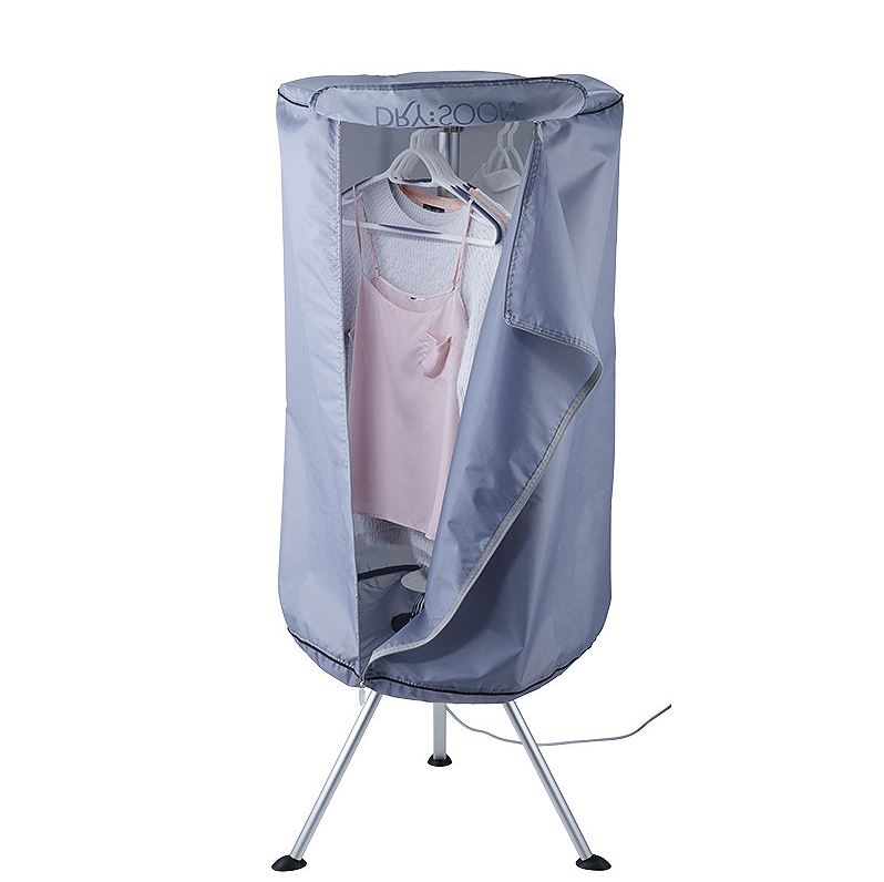 Lakeland says having a cover will dry your clothes quicker
