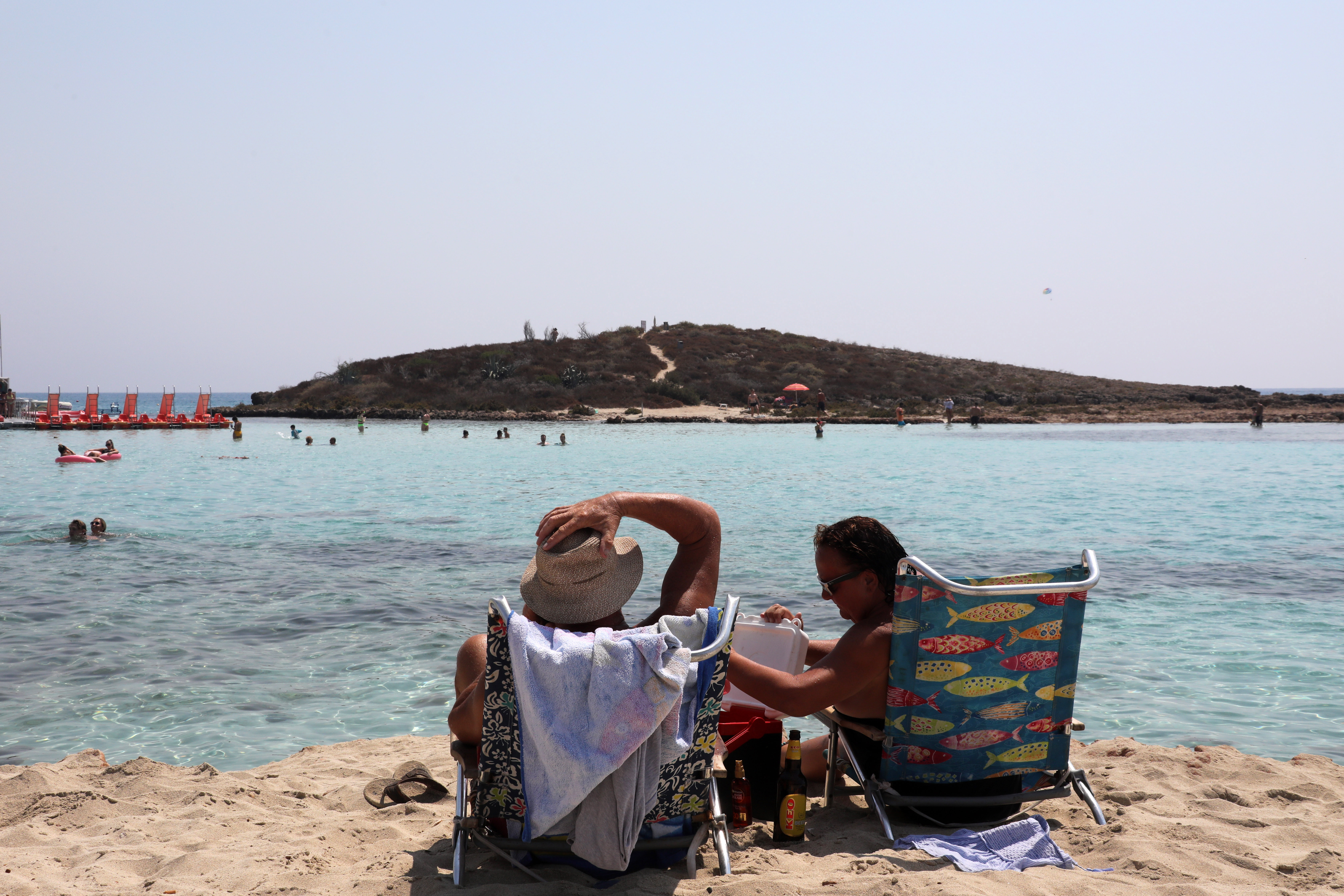 Brits will have to quarantine when returning from Cyprus from Sunday