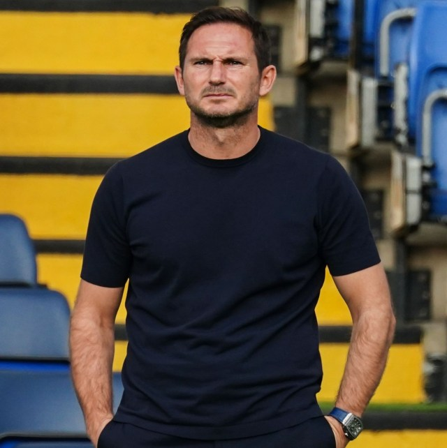 Frank Lampard has already brought in many new signings and Rice would complete his summer business