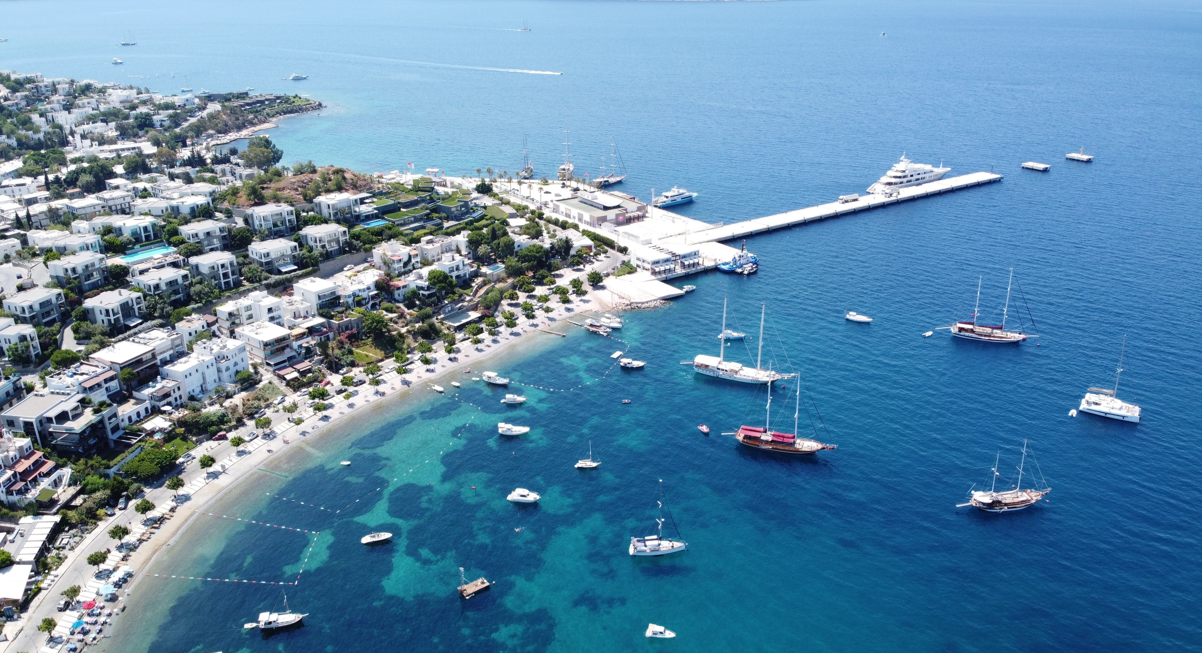 Holidays to Bodrum and Antalya are in high demand