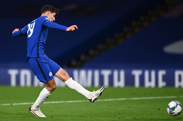 Chelsea signing Kai Havertz shows start of blossoming but deadly attacking  duo with Tammy Abraham in 6-0 rout