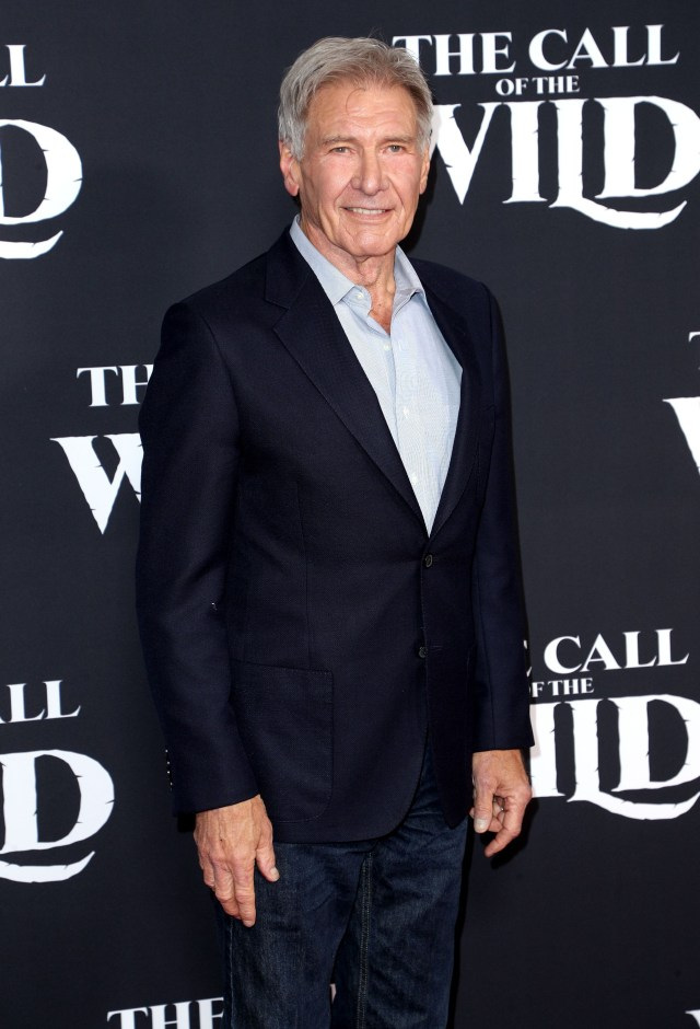 Harrison Ford credits his buff appearance to cutting out meat and dairy