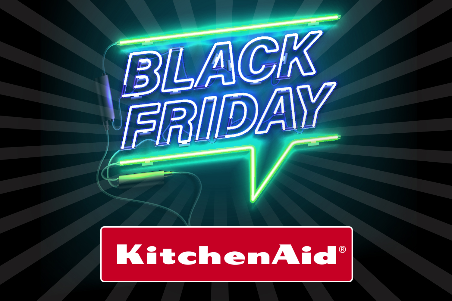 Black Friday could be the perfect time to pick up a KitchenAid deal