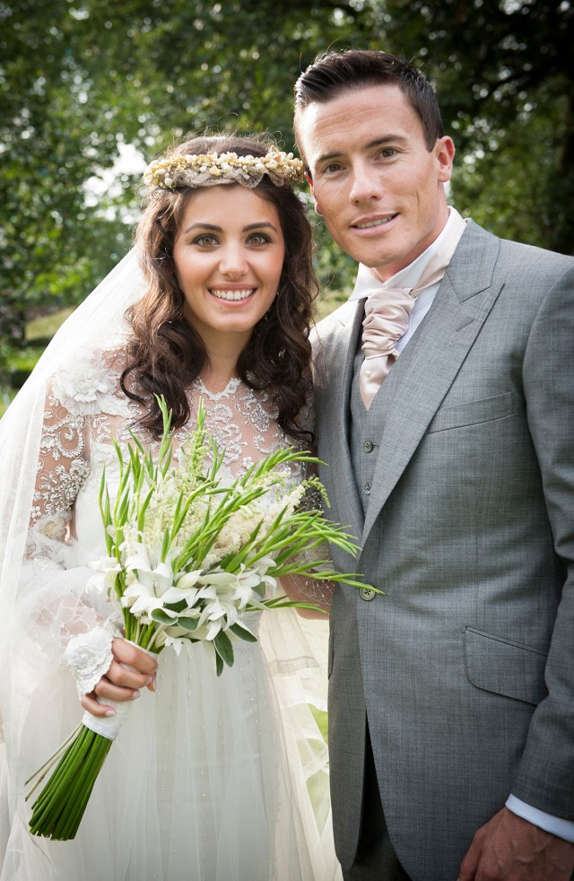 Katie Melua has split from James Toseland after eight years of marriage