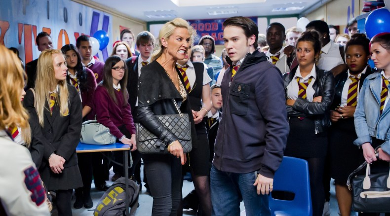 Waterloo Road was a massive hit back in the day and fans were gutted when it got axed