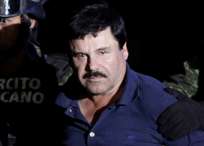 While Mexican drug lord Joaquin 'El Chapo' Guzman rots away in a US jail, his rivals are taking over