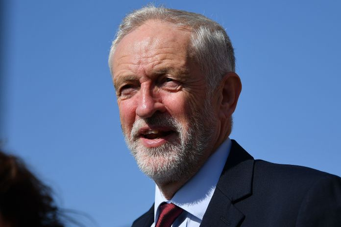 The rule break party is believed to have taken place at a house owned by one of Corbyn's friends