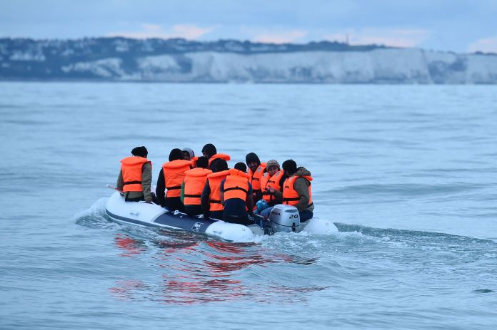 Thousands of migrants cross the Channel every year
