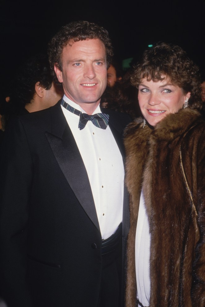 Knots Landing actor Kevin with wife Susan back in 1982