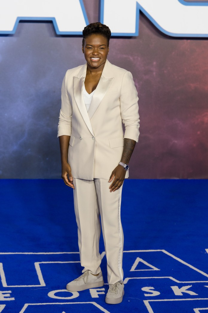 Strictly's Nicola Adams will be the first contestant not to wear a dress