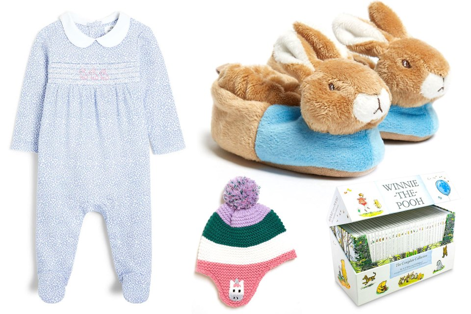 ac comp baby girl christmas gifts