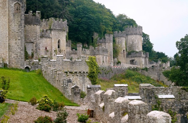 The 2020 series is taking place at Gwrych Castle in Wales