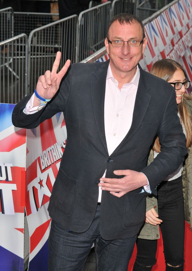 Britain's Got Talent's warm up comedian Ian Royce has passed away