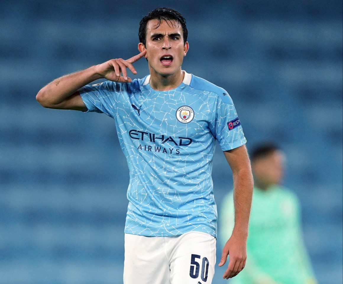 Eric Garcia plans to reject Pep Guardiola's 'seduction' and quit Man City  for Barcelona transfer next year
