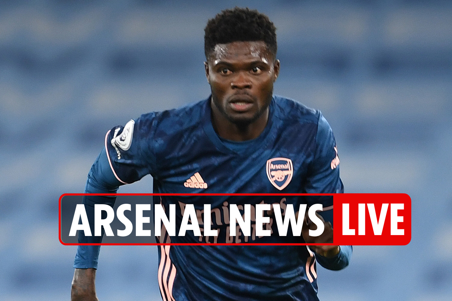 8.45am Arsenal news LIVE: Partey booked on debut, Man City defeat at the Etihad, Saliba transfer, Tierney UPDATE