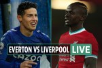 Everton vs Liverpool LIVE: Stream FREE, TV channel, score as Mane opens the deadline in Merseyside derby