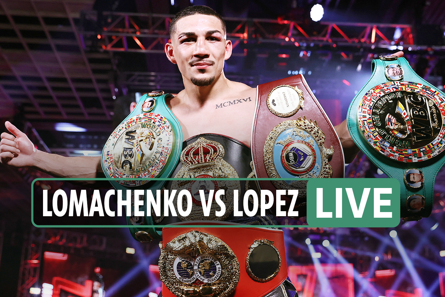 Lomachenko vs Lopez LIVE REACTION: Ukrainian STORMS out of ring after wide defeat as he gives update on his future