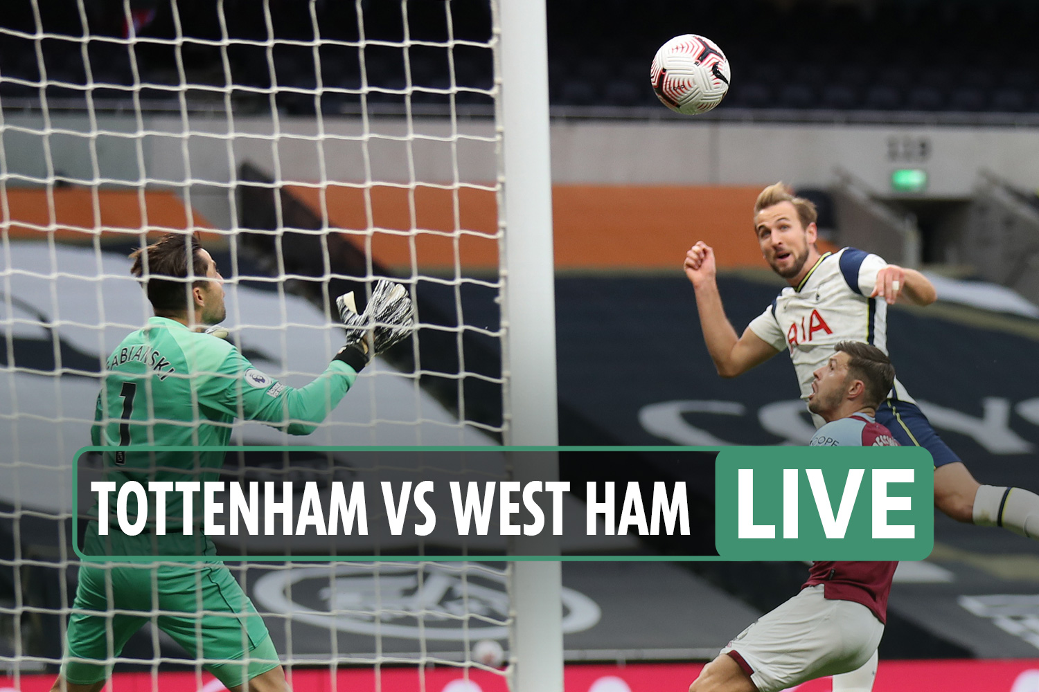 Tottenham vs West Ham LIVE: Stream, TV channel, score – Bale ON as West Ham fight back from 3-0 down