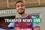 9.30am Transfer news LIVE: Benrahma to West Ham COMPLETE, Wilson joins Cardiff on loan, Rodon to Spurs DONE DEAL