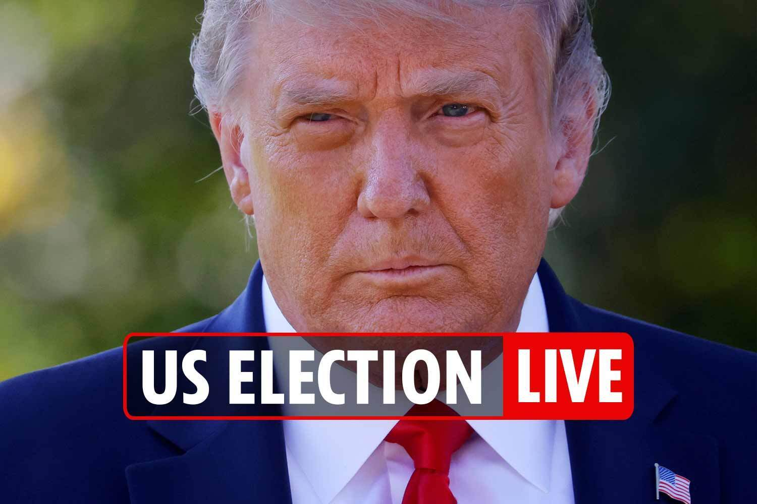 Donald Trump news – President heads to key battleground Nevada after branding Biden family a 'criminal enterprise'