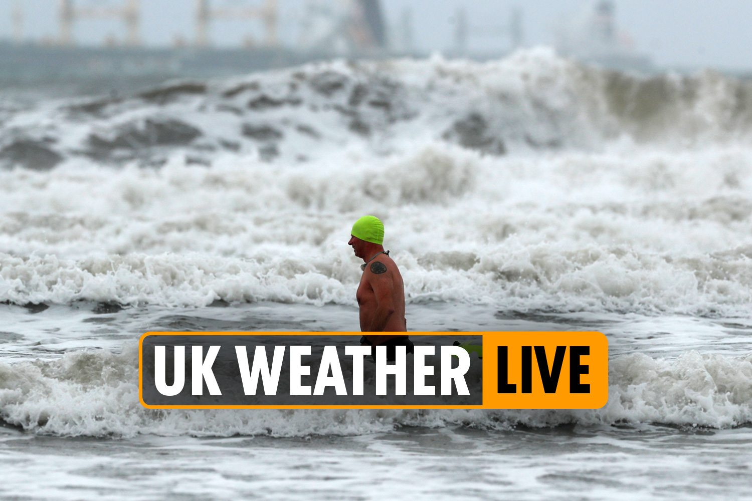 UK weather forecast – Met Office warnings in force as heavy rain and gales to smash Britain this week