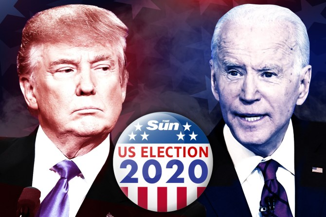 US presidential election 2020 - all the news and updates - The Sun