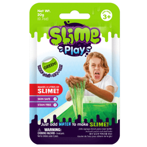 You Can buy slime kits for 1p at Pound Toy