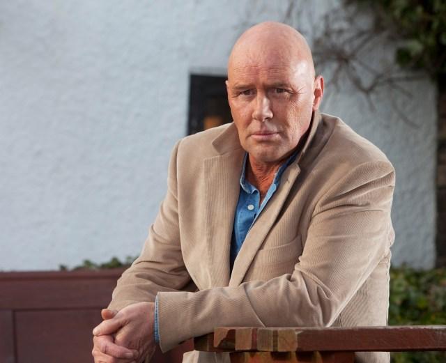 Mark Evans, 56, is the superstar's estranged dad