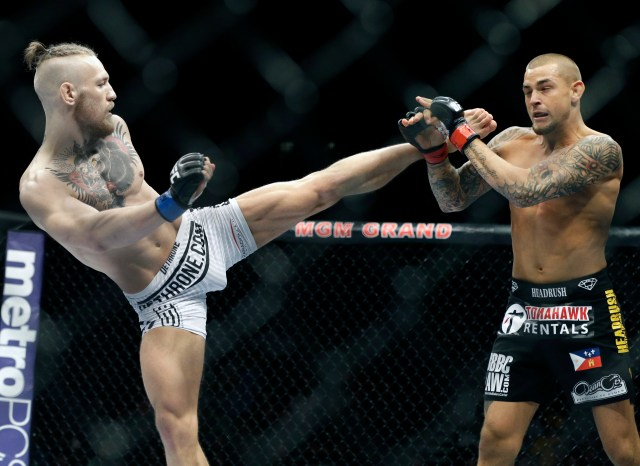 Conor McGregor has accepted a rematch against Dustin Poirier