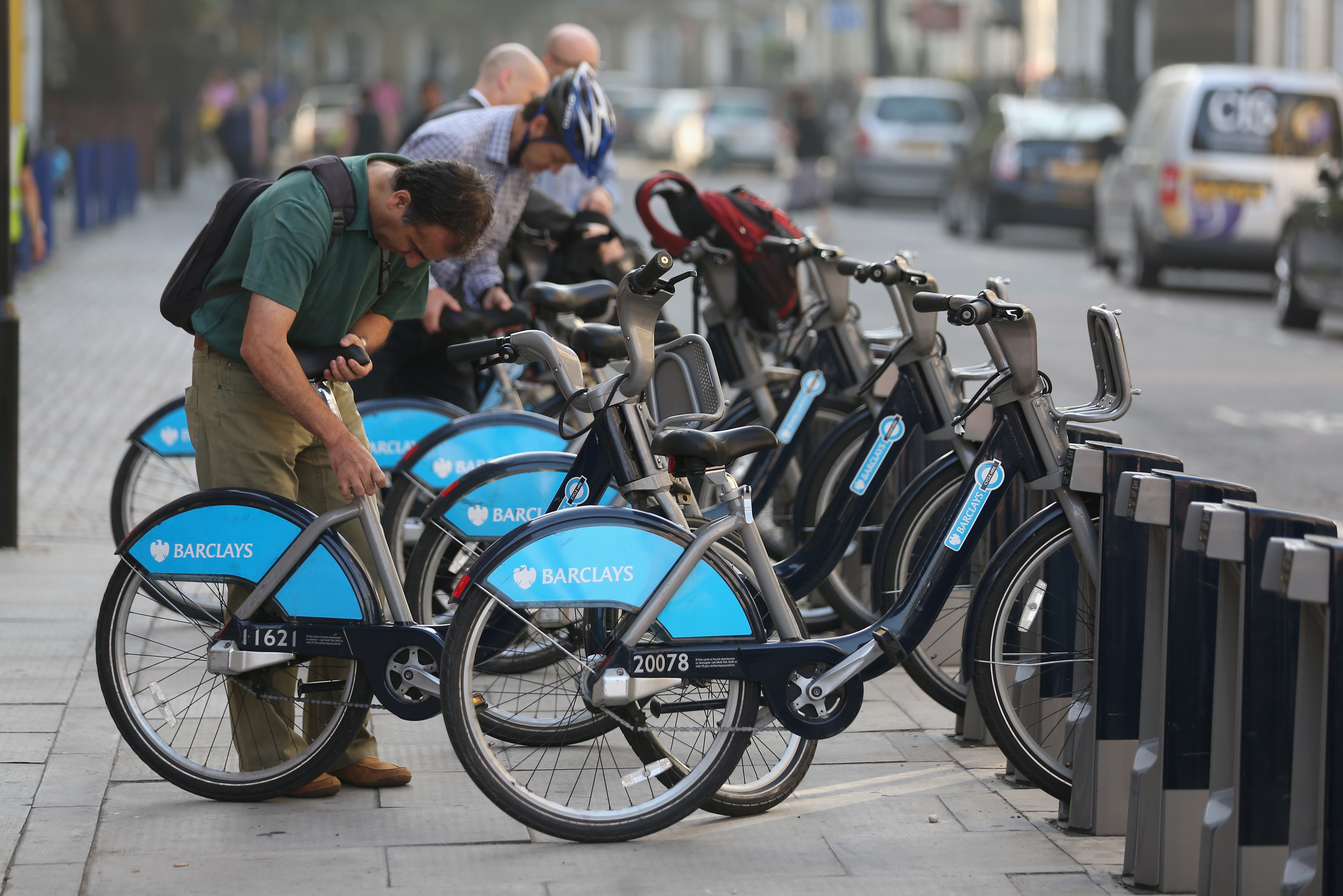 Hiring a bike is the perfect way to experience a destination up close and it's eco-friendly