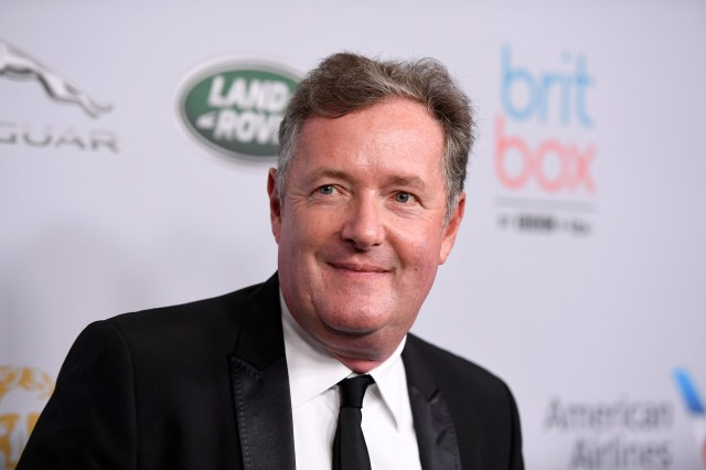 Piers Morgan wanted Amanda to wear even less