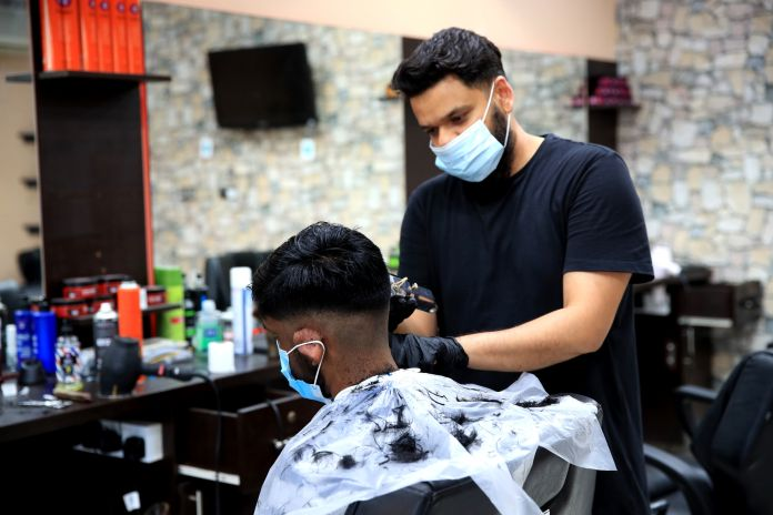 Hairdressers and barbers will reopen on April 12