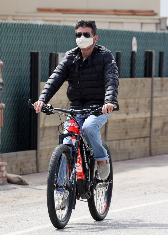 Insiders say the music mogul has had a wake up call since he was almost paralysed when he fell off his electric bike in August