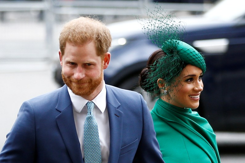 During the broadcast, the Duke and Duchess discussed how they look after their mental health being in the public eye