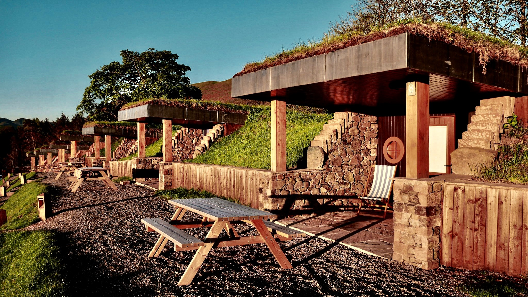 Quiet Site in the heart of the Lake District is the first UK holiday park with a zero-waste shop