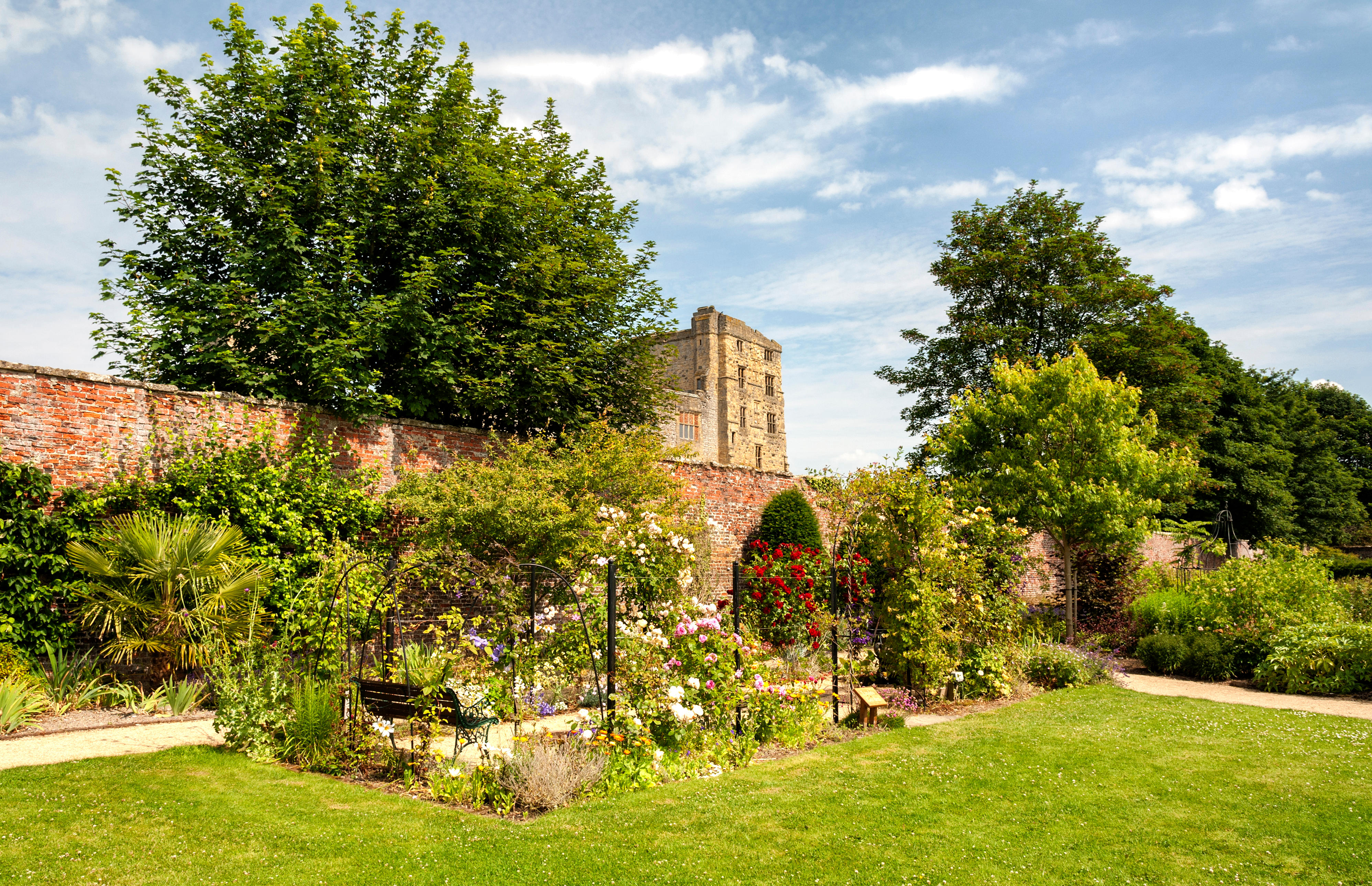 The Helmsley Walled Garden in North Yorks in a place for all to enjoy