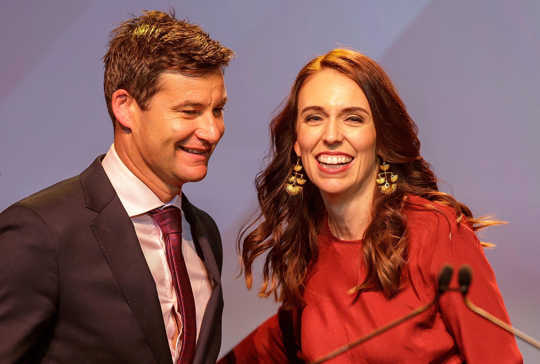 Who is Jacinda Ardern's partner Clarke Gayford?