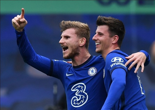 Werner was brilliant but not enough to save Chelsea entirely