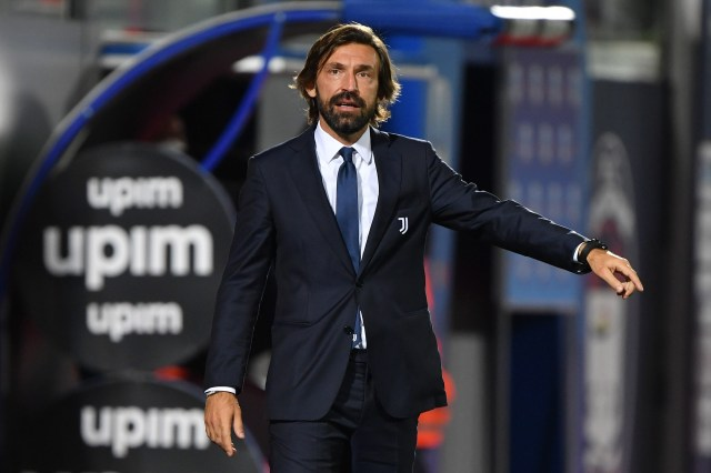 Andrea Pirlo has been picking kids over Dybala