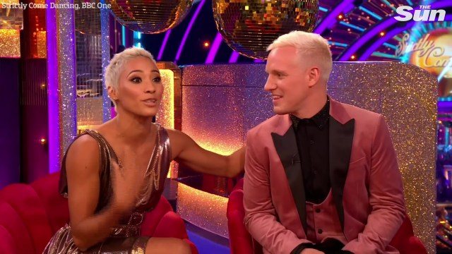 Karen and Jamie could be very strong contenders for the Glitterball trophy