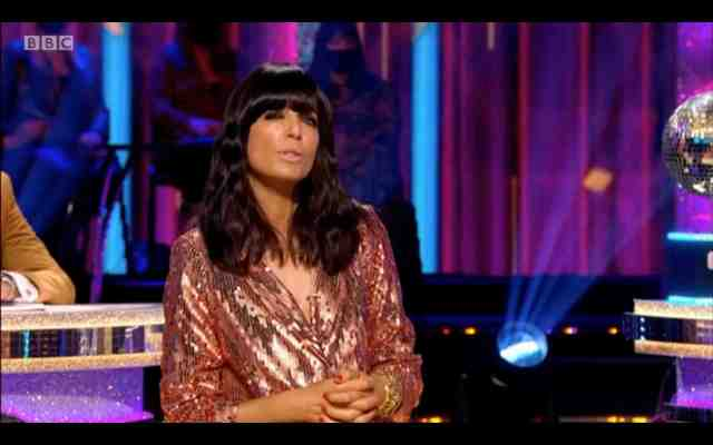Strictly Come Dancing host, Claudia Winkleman, 48