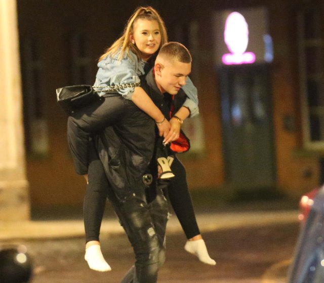 One girl gave up on her high heels and hitched a lift home after a night in Leeds, which could be heading into tier three