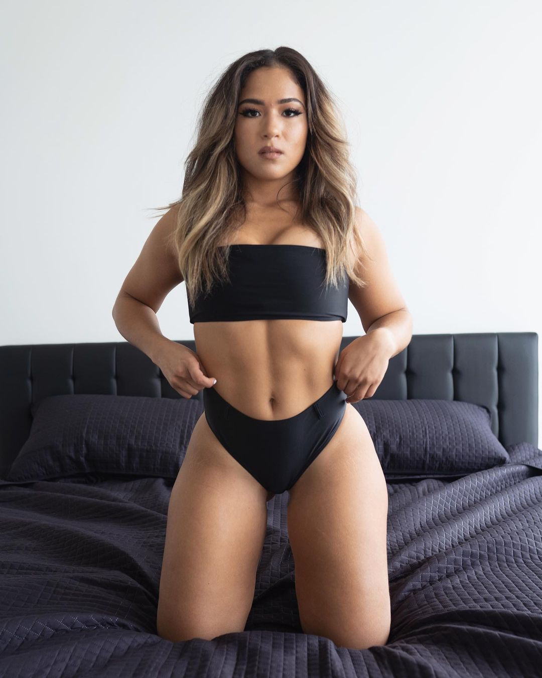 Twerking MMA star Valerie Loureda reveals Hollywood is calling despite having been blasted by rival for 'selling sex'