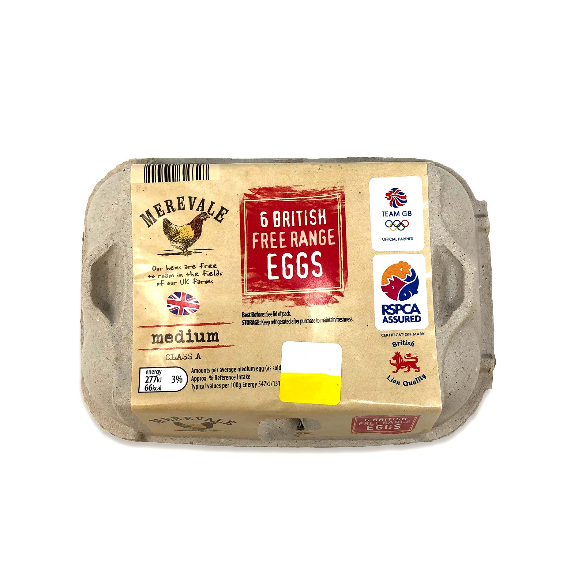 The Food Standards Authority has warned customers with affected eggs, such as this Aldi box above, to cook them thoroughly before eating