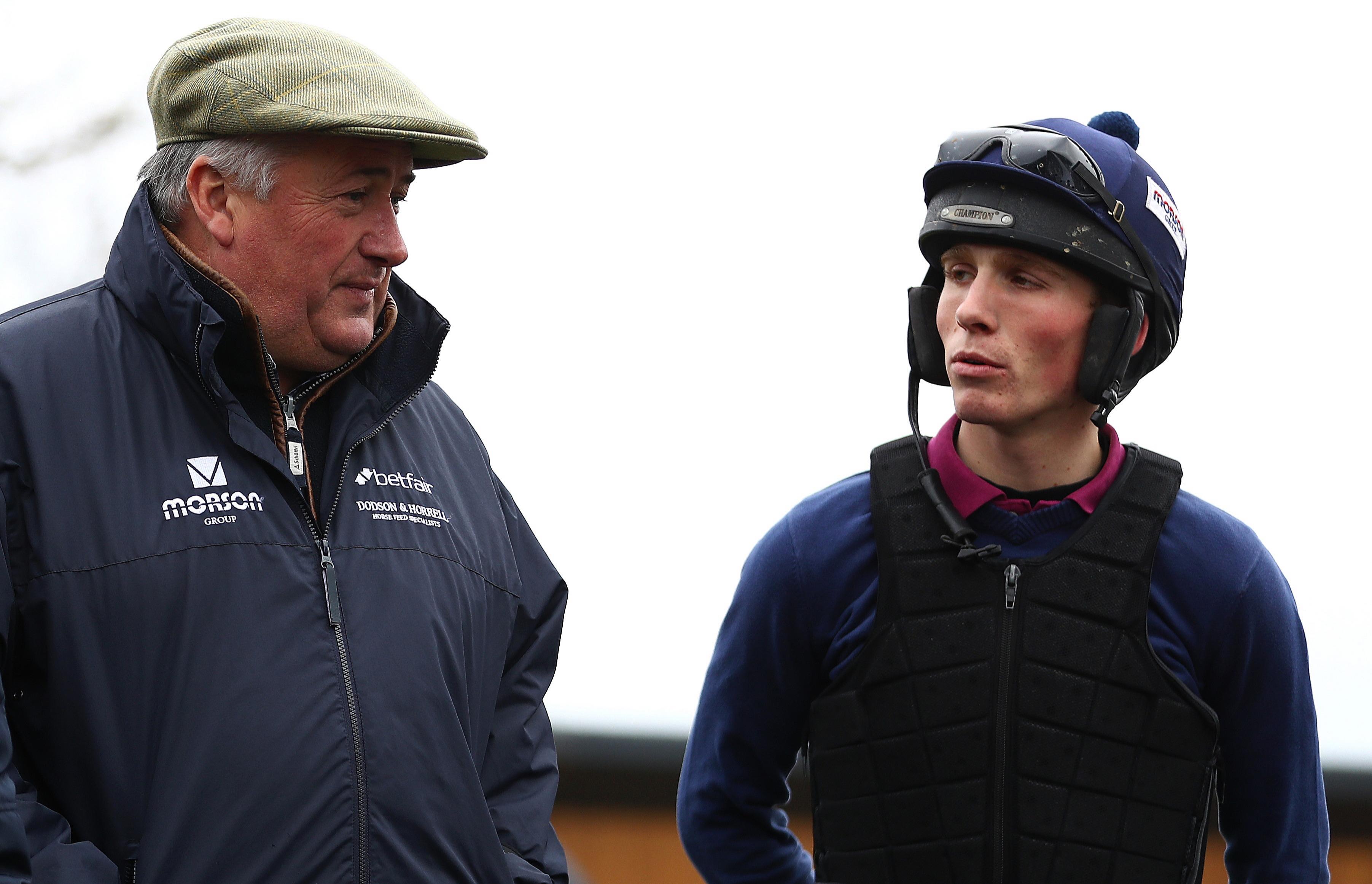 Harry Cobden going for broke in Jockeys Championship – Paul Nicholls number one on the season ahead