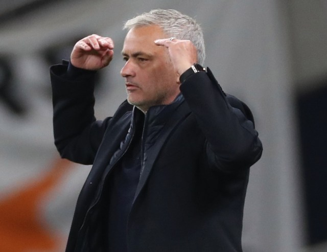 Mourinho said his players were not tough enough mentally to deal with West Ham