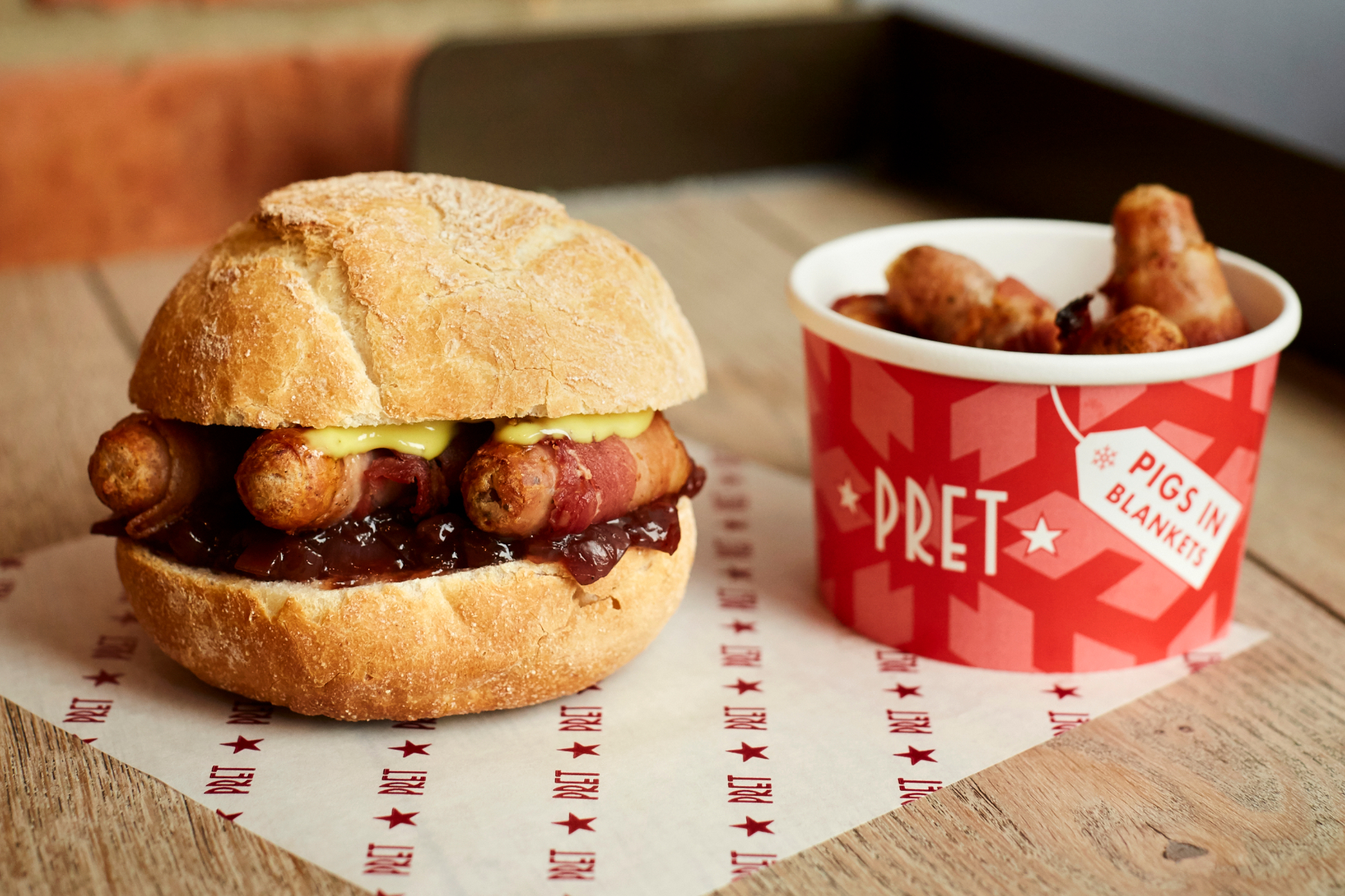 The sandwich chain has introduced pigs in blankets to their 2020 Christmas menu.