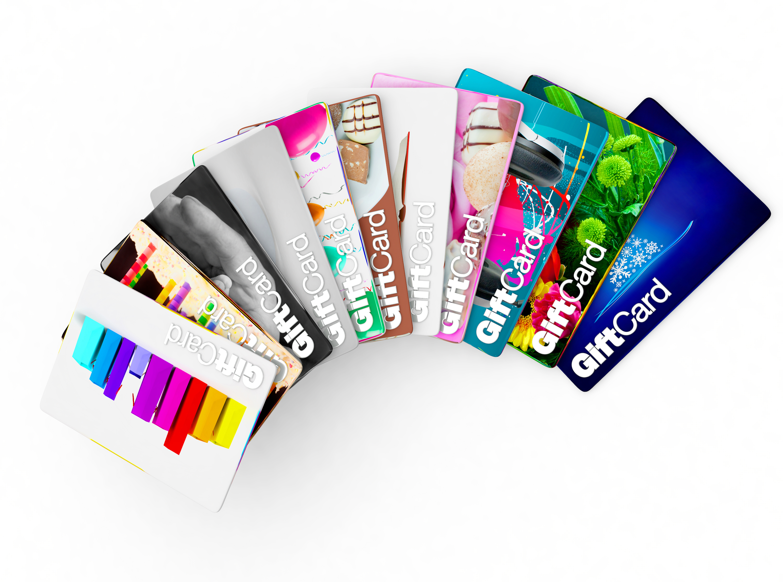 Grab a great discount on unwanted gift cards on websites such as cardyard.co.uk